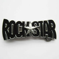 * Rock`n Roll Hardrock Rock Gürtelschnalle Belt Buckle *490