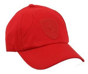 de77e9523c388 Details about Puma Ferrari Men's F1 Team Adjustable Trucker Baseball Cap  Hat PMMO3023