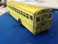Ulrich Collection Ho Scale Blue Bird School Bus All Metal Kit