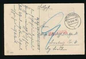 D-Reich-Landpoststempel-Kleingoerschen-ueber-Markranstaedt-auf-Beleg-61888