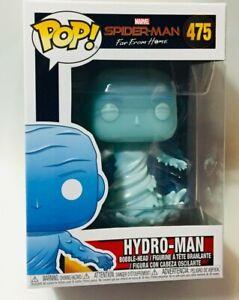 FUNKO-Pop-Marvel-SPIDER-MAN-Far-From-Home-HYDRO-MAN-475-4in-Vinyl-Figure-NEW