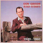 Singer-Songwriter 1949-1960 by Don Gibson (CD, Nov-1991, Bear Family Records (Germany))