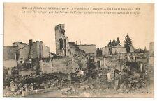 Carte postale ancienne Grande Guerre 1914 Poilu Revigny Meuse Hordes Kaiser