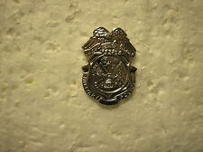 ARMY HAT PIN - MILITARY POLICE BADGE