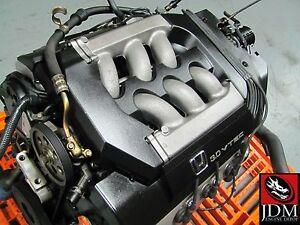 98 99 honda accord 3 0l sohc v6 vtec distributor engine jdm j30a ebay. Black Bedroom Furniture Sets. Home Design Ideas
