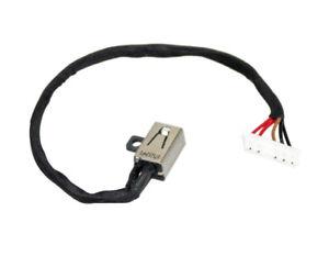 DC-Power-Jack-Con-Cable-Arnes-Enchufe-Puerto-De-Carga-Dell-Inspiron-15-3000-Series
