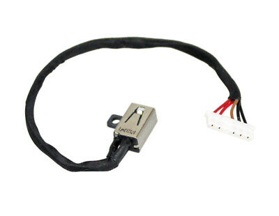 FOR Dell Inspiron 15 41113 5100 DC POWER JACK CHARGING PORT Connector CABLE DJ