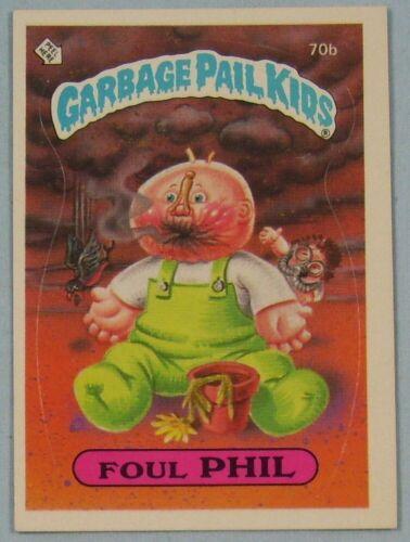 Stickers  ~ U Pick Em ~  L@@K! 1985 Topps GARBAGE PAIL KIDS Series 2 Cards