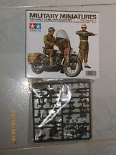 Tamiya 1//35 Military Miniature Series No.84 US Army MP set plastic model 35084