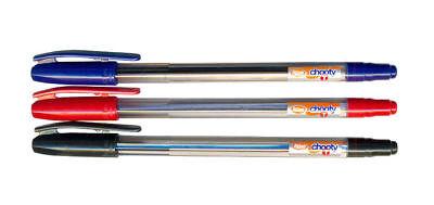 Ballpoint Pen three Colors Atlas Chooty Blue,Black /& Red
