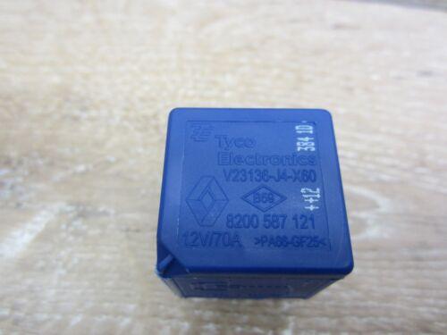 Relé 8200587121 TYCO V23136-J4-X 60 Renault Scenic III JZ