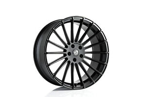 Bmw X6m X5m F85 F86 22x10 5 22x12 Hamann Anniversery Evo Black Wheel