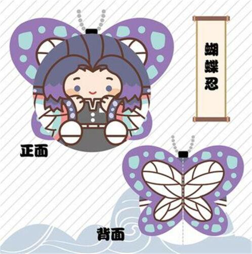 Demon Slayer kimetsu no Yaiba Kamado tanjirou poupée peluche porte-clés en peluche N