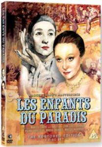 Pierre-Renoir-Louis-Salou-Les-Enfants-Du-Paradis-UK-IMPORT-DVD-NEW