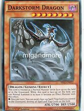Yu-Gi-Oh - 2x Darkstorm Dragon - SR02 - Structure Deck Rise of the True Dragon