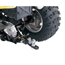 ATV 1-1/4 inch Three Way Receiver Hitch Towing Adaptor UTV