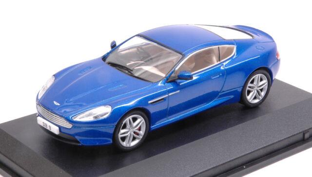 Aston Martin Db9 Coupe Cobalt Blue 1 43 Model Oxford Günstig Kaufen Ebay