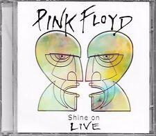 Pink Floyd CD Shine On Live Brand New Sealed Rare