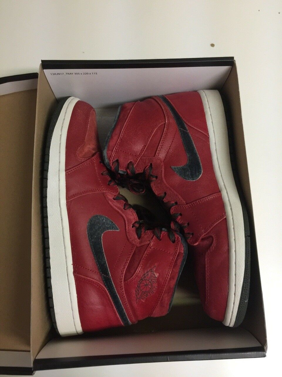 nike air jordan 1 green red bred off white kanye west fear of god