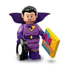 LEGO Batman Movie Series 2 MINIFIGURE WONDER TWINS JAYNA ...