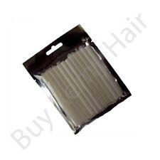 12 x Professional Hair Extension Transparent Keratin Bonding Glue Sticks