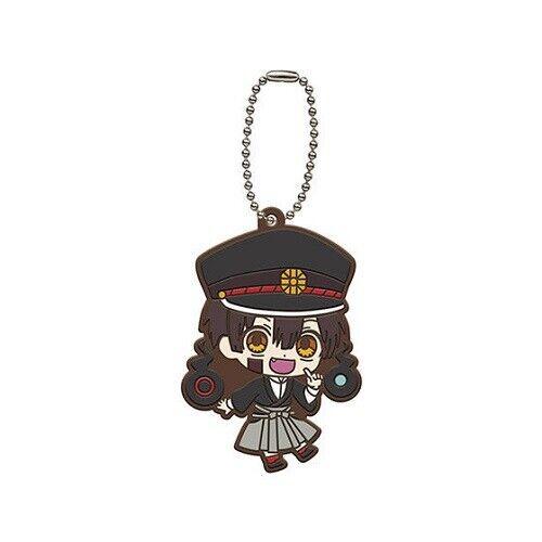 Toilet-Bound Hanako-kun Jibaku Shōnen Hanako-kun Rubber mascot Set of 7