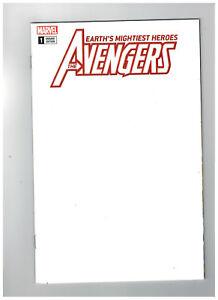 AVENGERS-1-1st-Printing-Blank-Variant-Cover-2018-Marvel-Comics