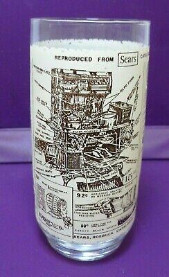 Reprint catalogue tumbler Vintage sears roebuck