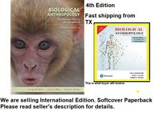 biological anthropology the natural history of humankind 4th edition