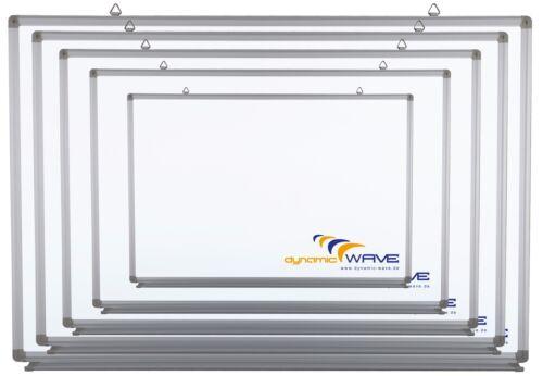 Whiteboard mit Clipfunktion Magnettafel Schreibtafel Memoboard Wandtafel