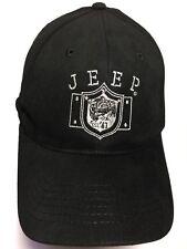 5fe57a6e0a0 item 4 Jeep Logo Hat Cap A3 Headwear Adjustable Closure Black Cap -Jeep  Logo Hat Cap A3 Headwear Adjustable Closure Black Cap