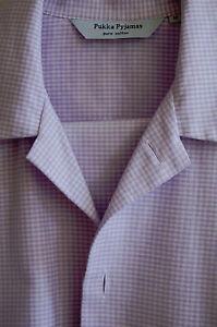 Set Vita regolabile; di pigiami 2 quadri 2xl di cotone spazzolato in a Dimensione qualità; rrg4wx6vq
