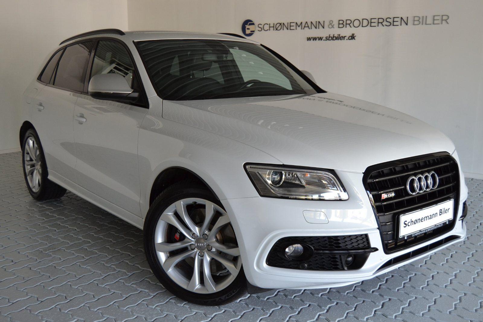 Audi SQ5 3,0 TDi 313 quattro Tiptr. 5d - 699.900 kr.