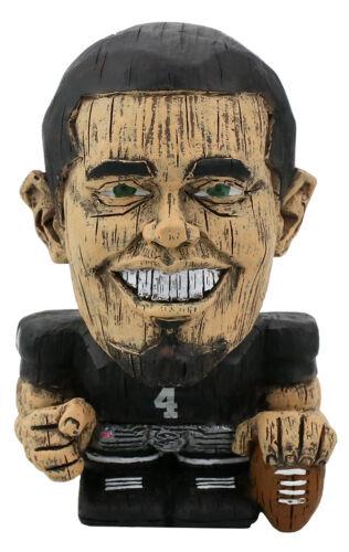 "DEREK CARR Oakland Raiders 4.5/"" Tiki Joueur NFL eekeez Figurine New in box free ship"