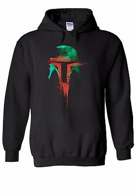 Angemessen Bounty Hunter Fett Boba Vader Wars Men Women Unisex Top Hoodie Sweatshirt 2069 Um Jeden Preis