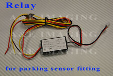 12V CANBUS RELAY FOR FITTING CISBO PARKING SENSORS POWER FROM IGNITION