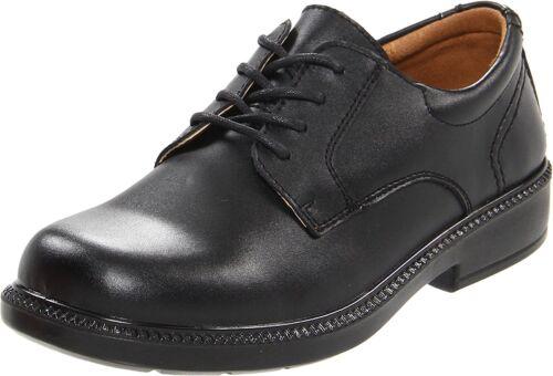 Florsheim BREVARD JR Youth Boys 16513-001 Black Casual Lace Up School Shoes