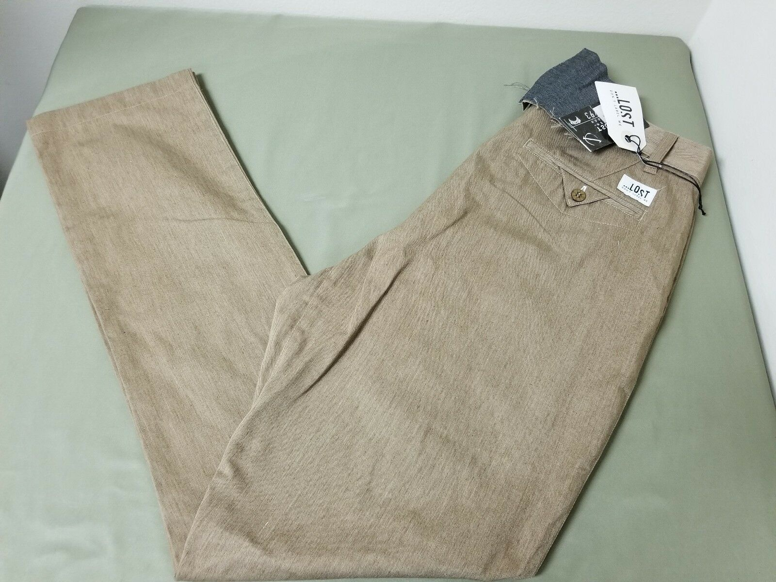 New mens surf lost enterprises pants
