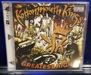 Kottonmouth Kings - Greatest High CD insane clown posse tech n9ne cypress hill