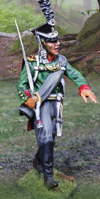 Sammler Schaufenster Napoleonisch Britisch Verbündete Cs01054 Pavlovsk Offizier  | Ausreichende Versorgung