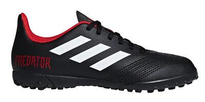 Adidas Kids Shoes Football Boys Futsal Predator Tango 18.4 Turf Soccer DB2338 | eBay