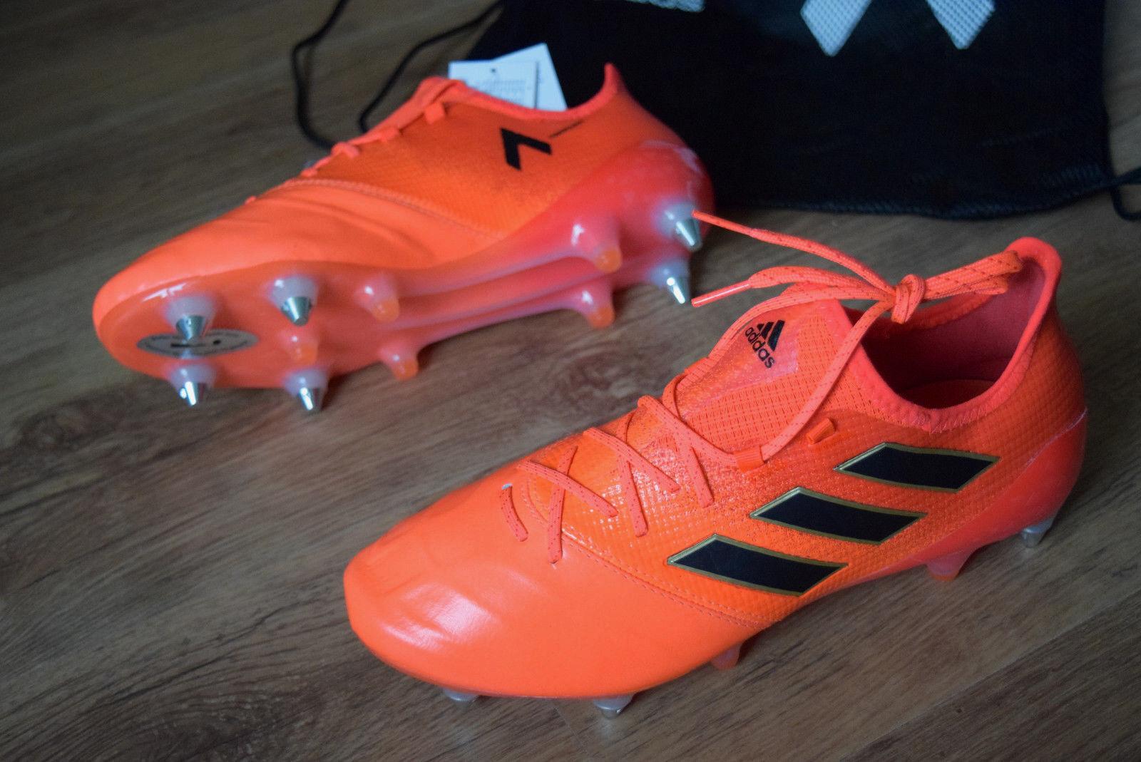 Adidas As 17.1 Sg Piel 40,5 41 42 Soft Ground BY3061 Zapatos de Fútbol Projoator