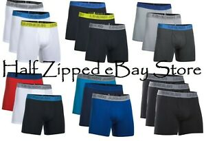 7f3593519a34 Image is loading Under-Armour-Charged-Cotton-Stretch-6-Boxerjock-Brief-