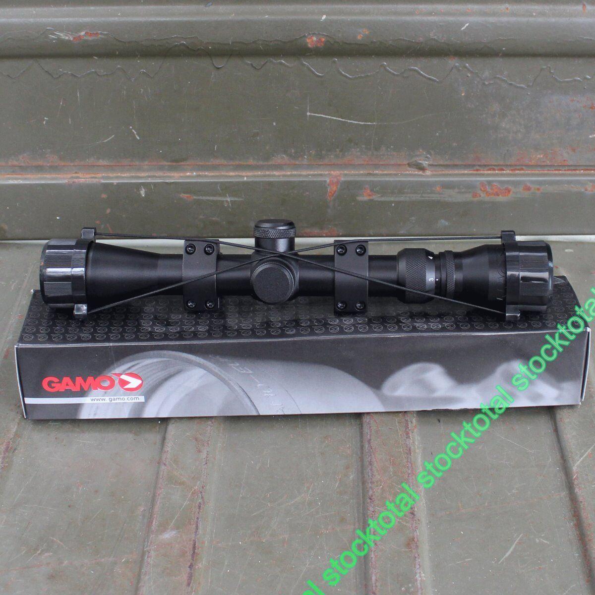 Visor Gamo 3-9X32 WR-G G VE39X32WR pg