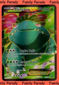 Florizarre-Ex-FULL-ART-180pv-141-146-XY-Carte-Pokemon-Ultra-Rare-neuve-FR