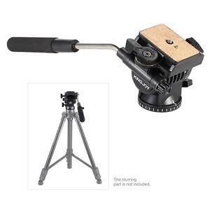 KINGJOY-VT-1510-Video-Fluid-Dydraulic-Damper-Tripod-Ball-Head-with-Quick-Release