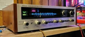 Pioneer-SX-990-Vintage-Stereo-Receiver-Fully-Restored-Recapped-Tested-GREAT