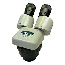 Meiji Emz 2 Zoom Stereo Microscope Head Only