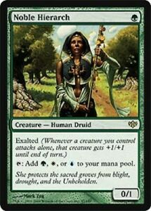 MTG Magic the Gathering Conflux Noble Hierarch NM//MINT Condition!!