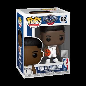 ZION-WILLIAMSON-NEW-ORLEANS-PELICANS-FUNKO-POP-BRAND-NEW-NBA-44279